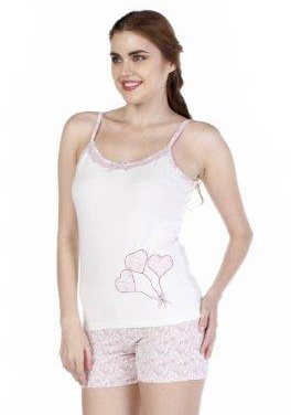 Пижама женская шорты Metin 8538