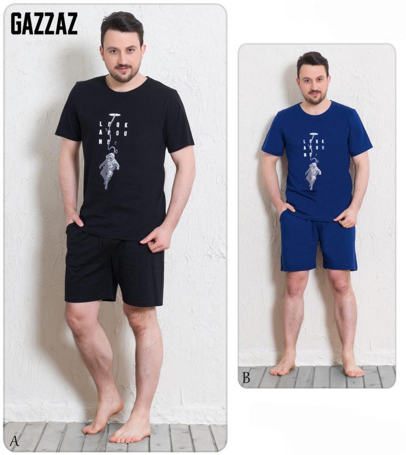 Пижама мужская Шорты 5111795311