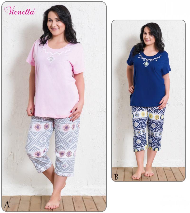 Пижама женская Капри 5121025469