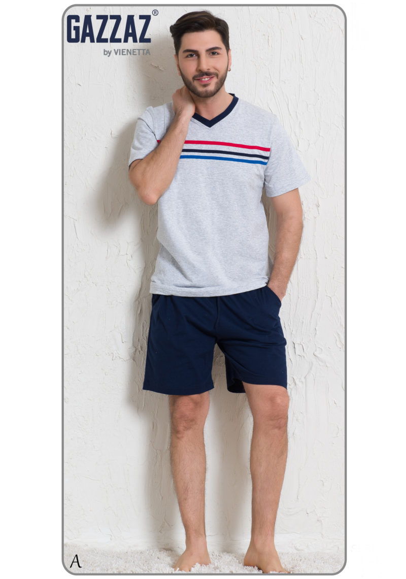 Пижама мужская Капри 6010691131