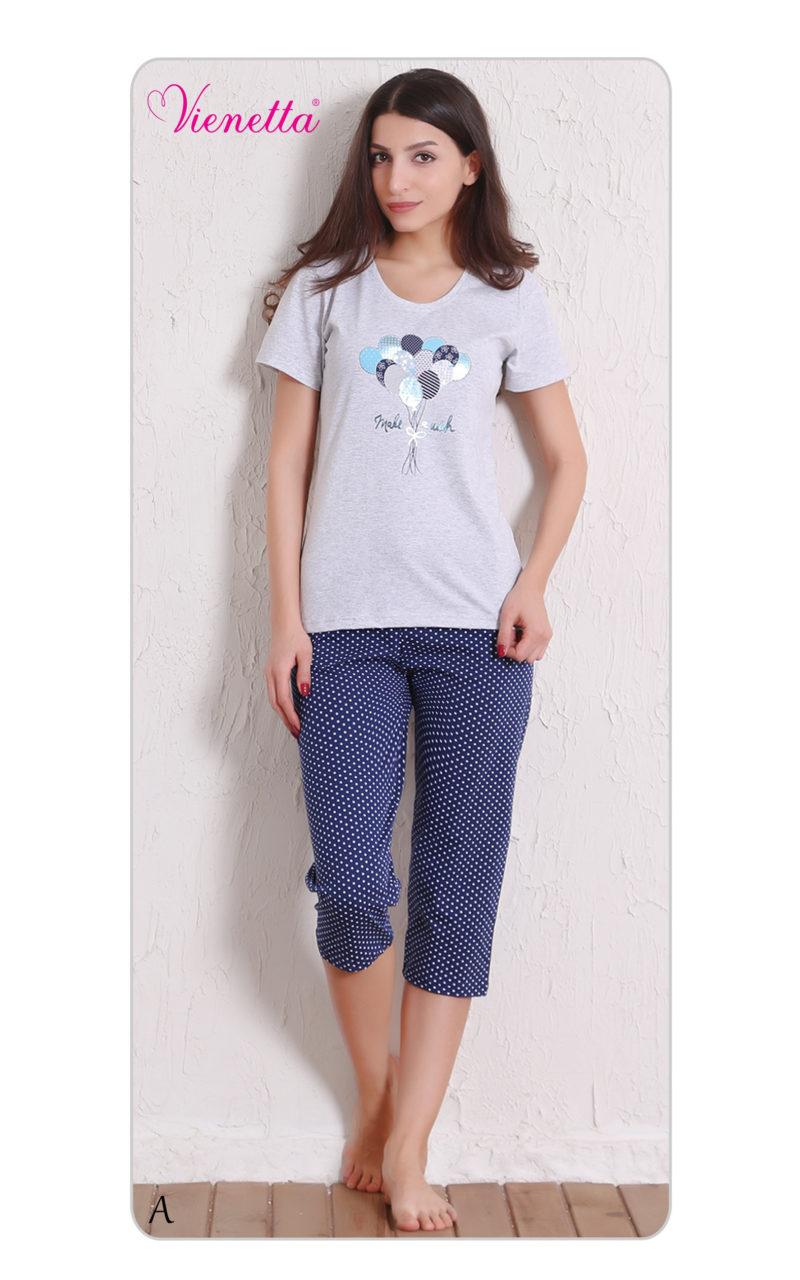 Пижама женская Капри 6021175267