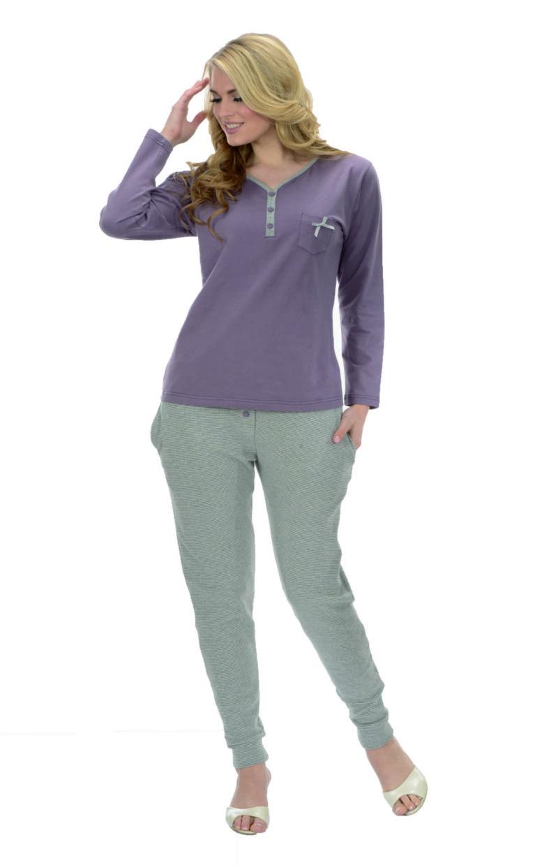 Пижама женская Metin 5646