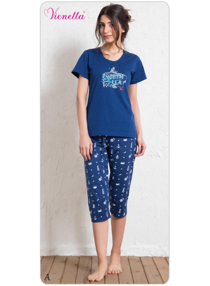 Пижама женская Капри 6020945691