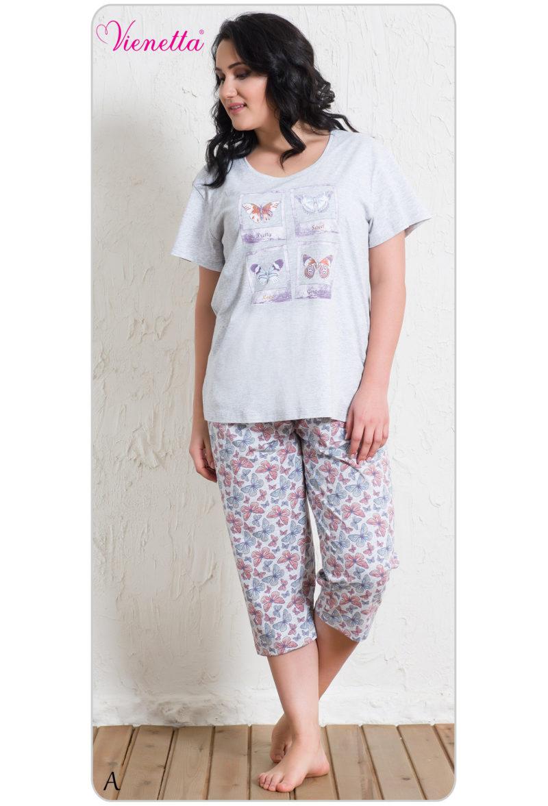 Пижама женская Капри 6030285556