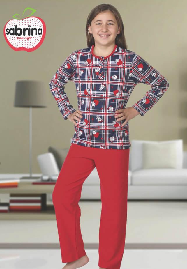 Пижама детская SAB.V 0510 LAC