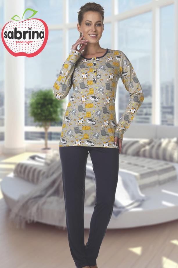 Пижама женская SAB.V45031 KIR