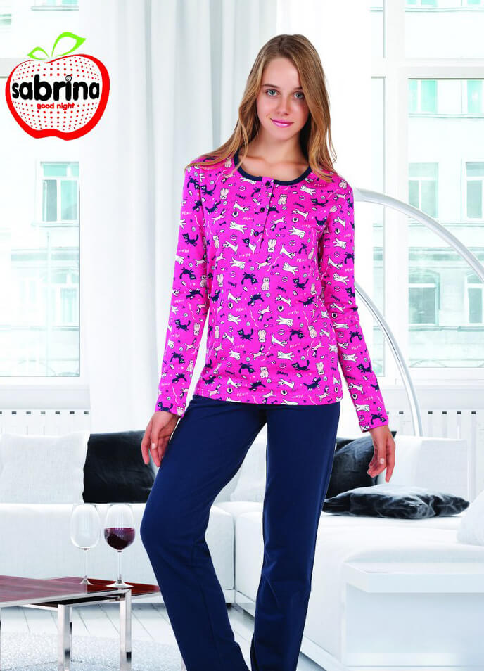 Пижама женская SAB.V 45051 LAC
