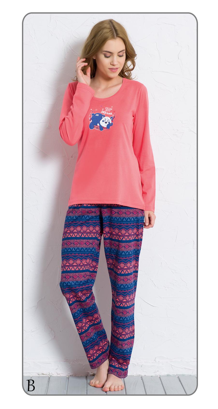 Пижама женская брюки 6040811969