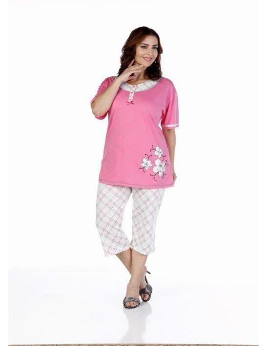 Пижама женская капри Metin 9225