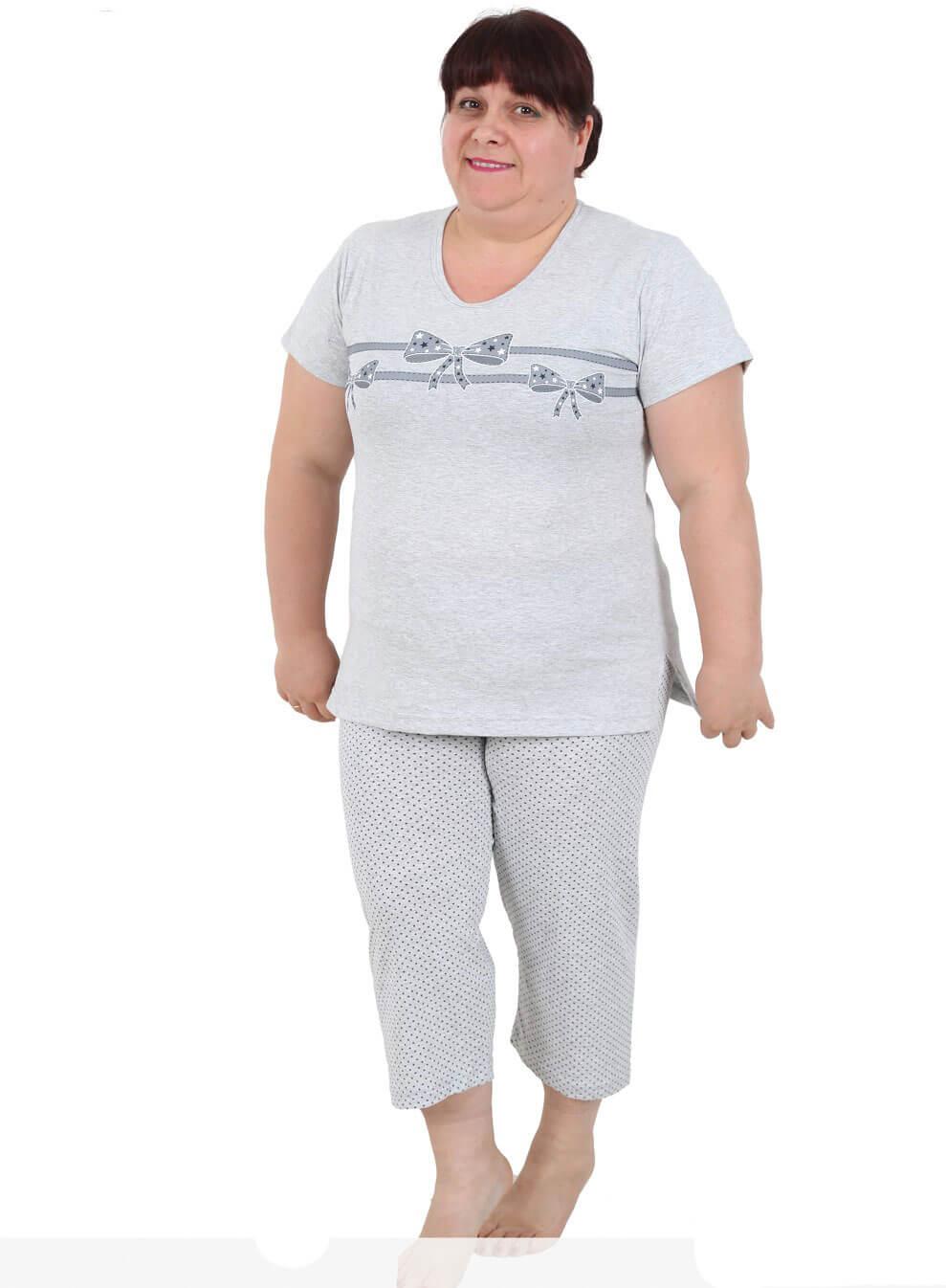 Пижама женская Капри 4082057004