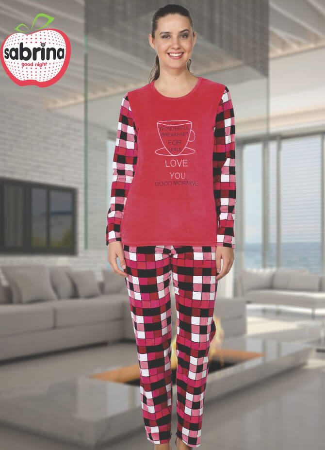 Пижама женская SAB.V 43061 CRL