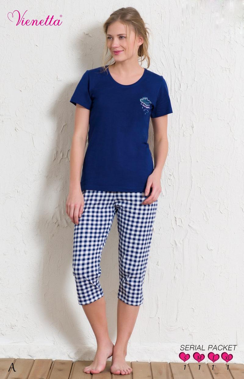 Пижама женская Капри 5111275276