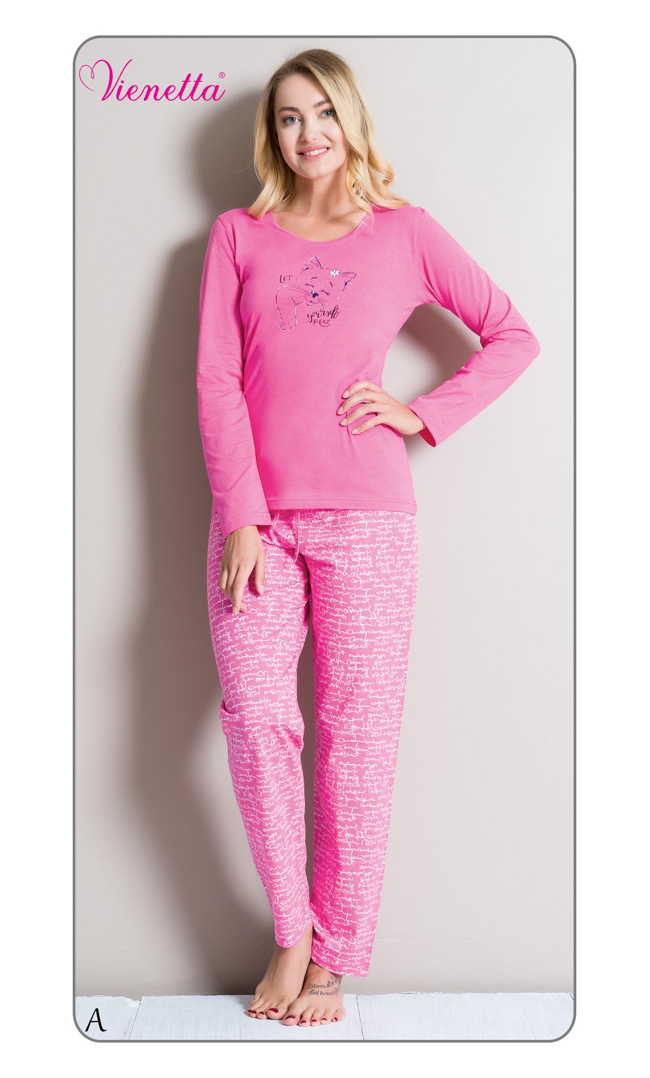 Пижама женская брюки 6040404944
