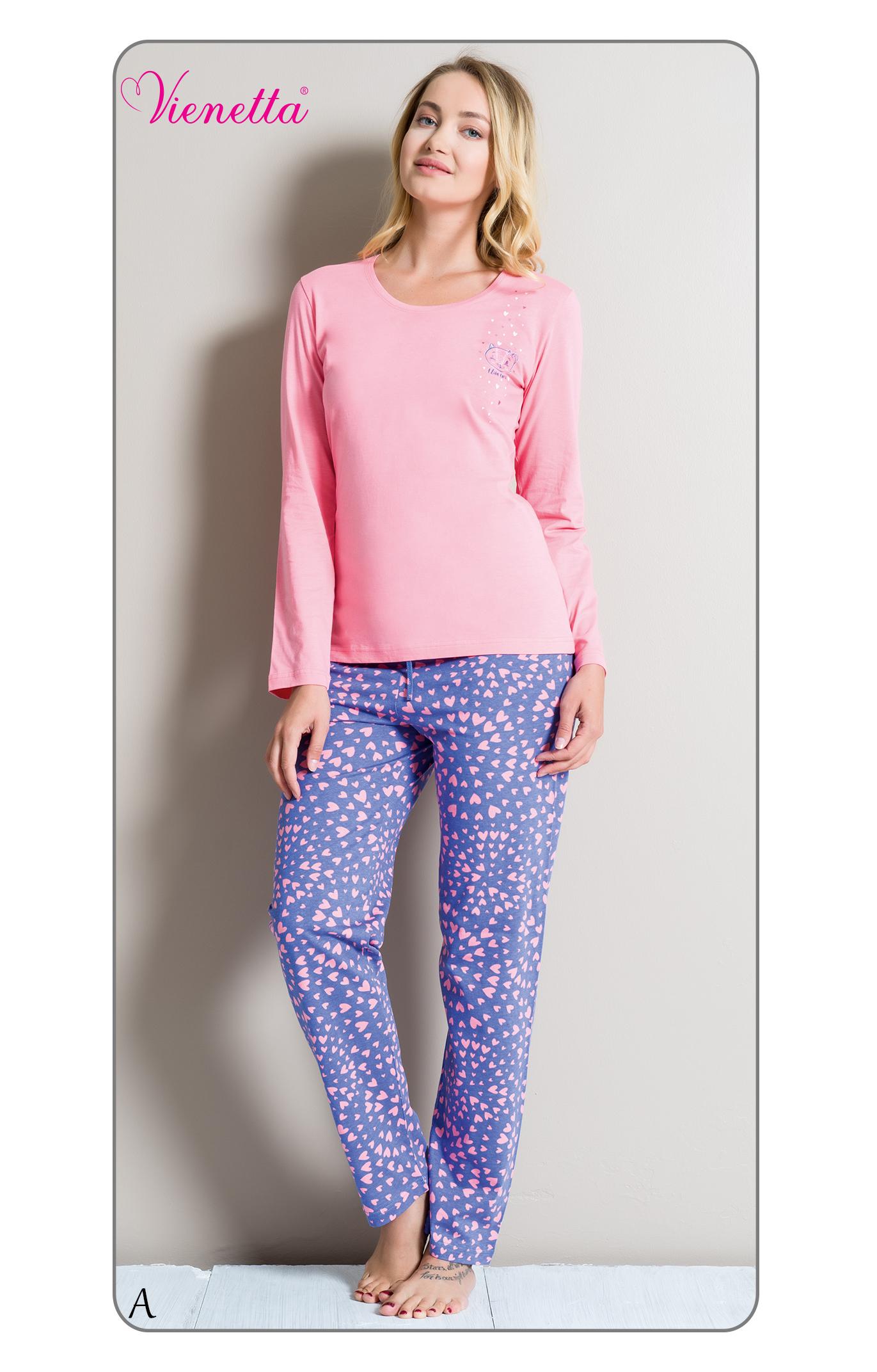 Пижама женская брюки 6040692465