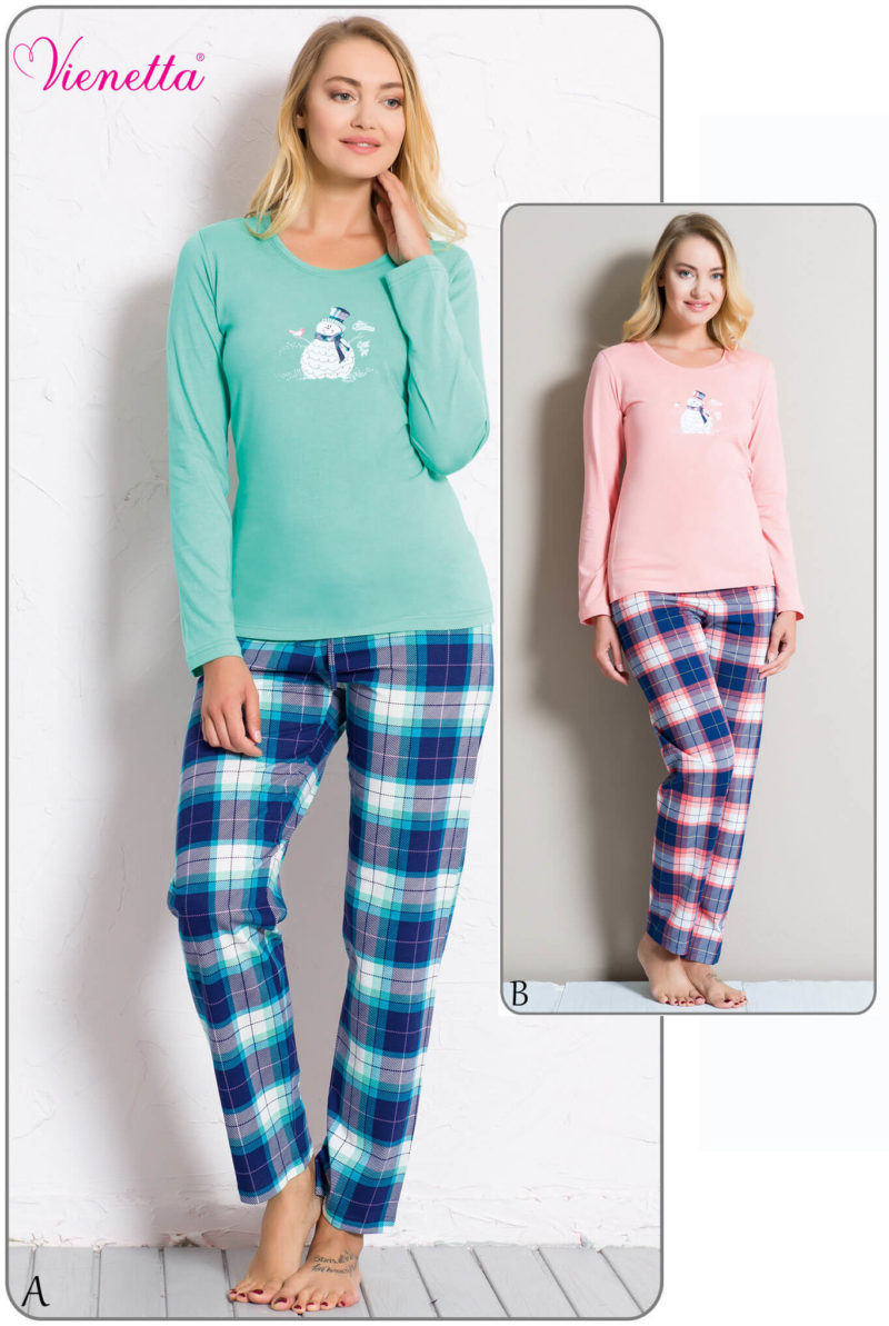 Пижама женская брюки 6040871951