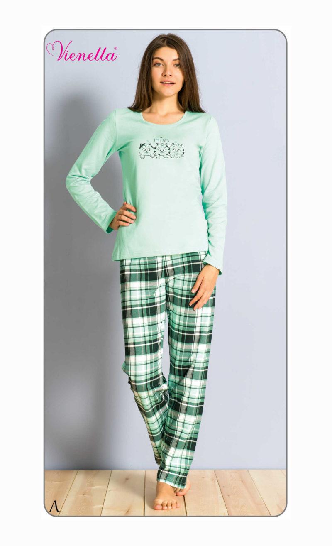 Пижама женская Байка 6051052122