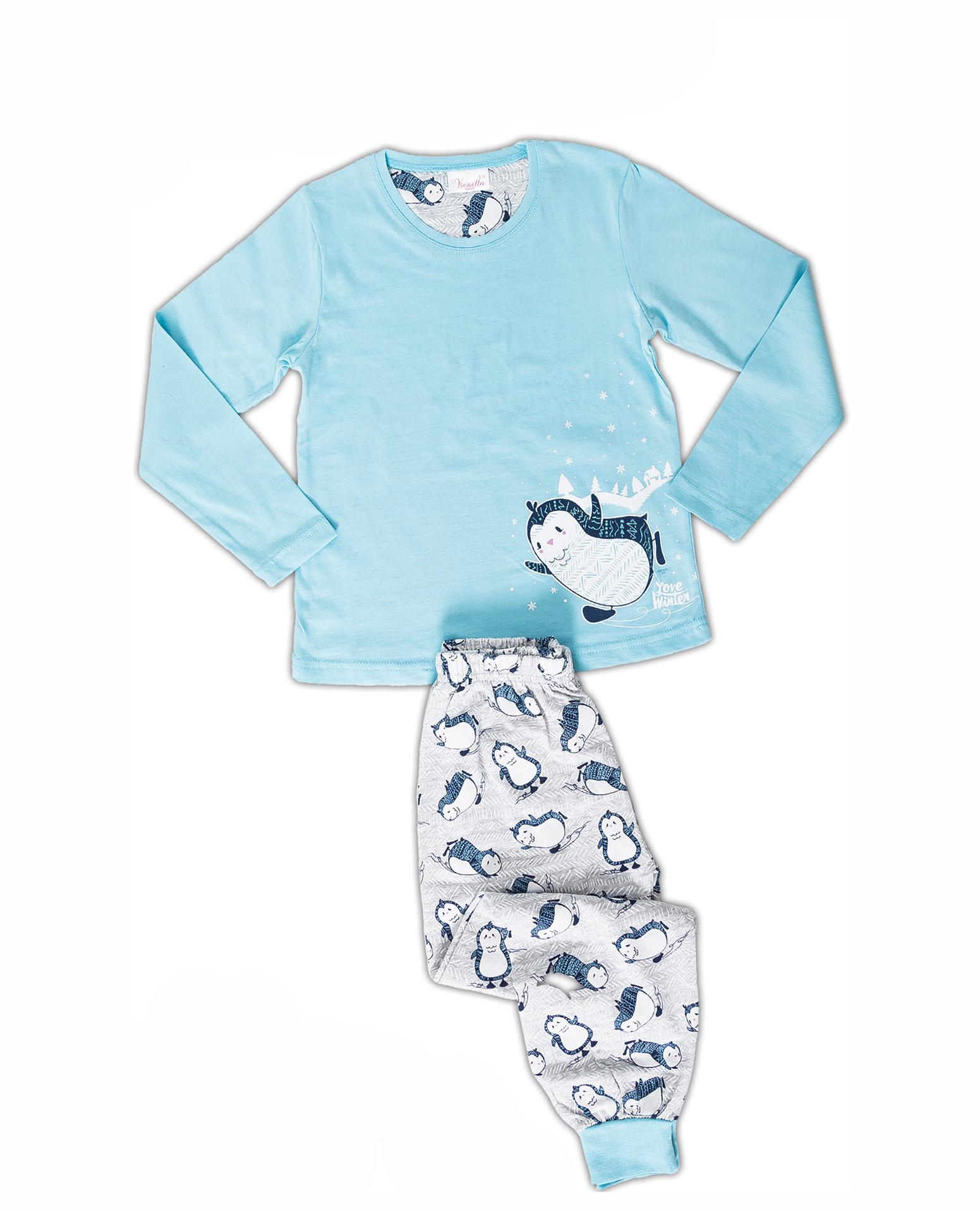 Пижама детская трикотаж 6051470087