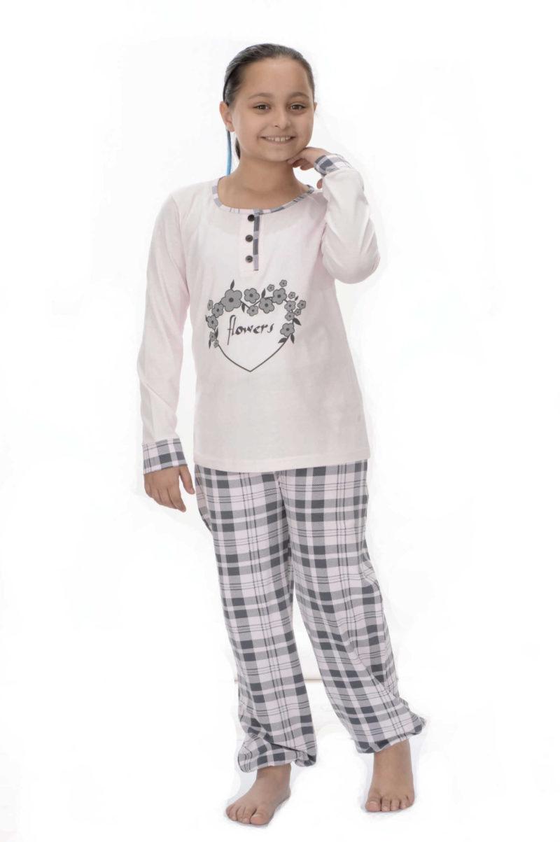 Пижама детская Metin 7010