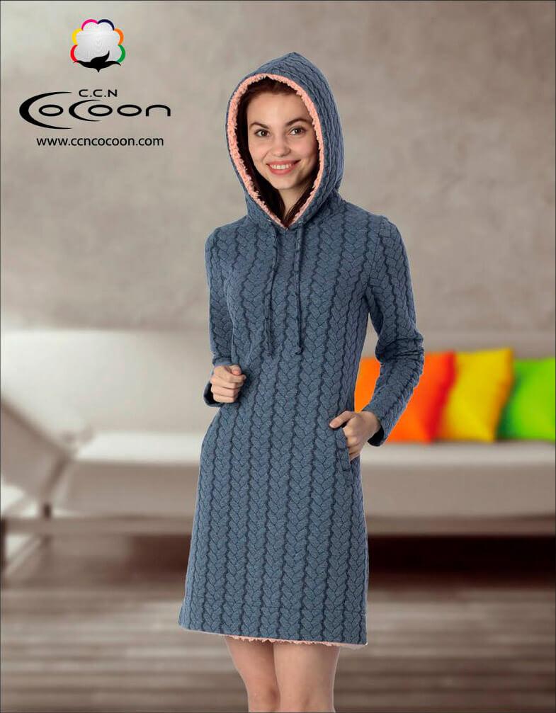 Платье женское CCND11-5501 GRI