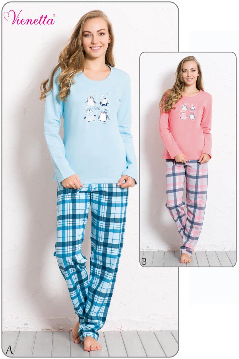 Пижама женская Байка 6051093018