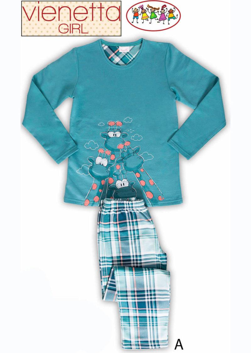 Пижама детская байка 6051244103