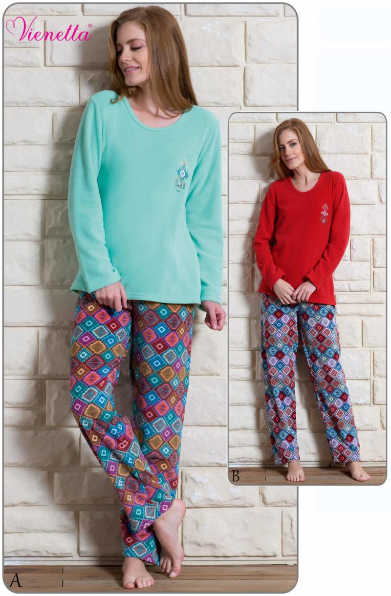 Пижама женская Флис 6060232939