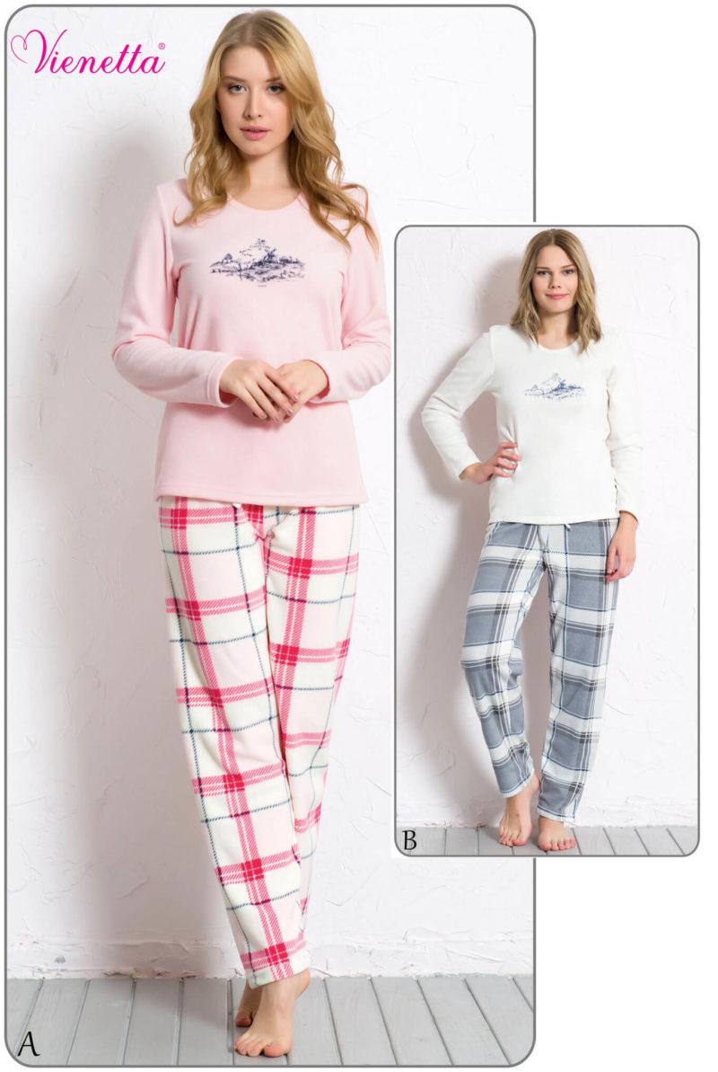 Пижама женская Флис 6060280024