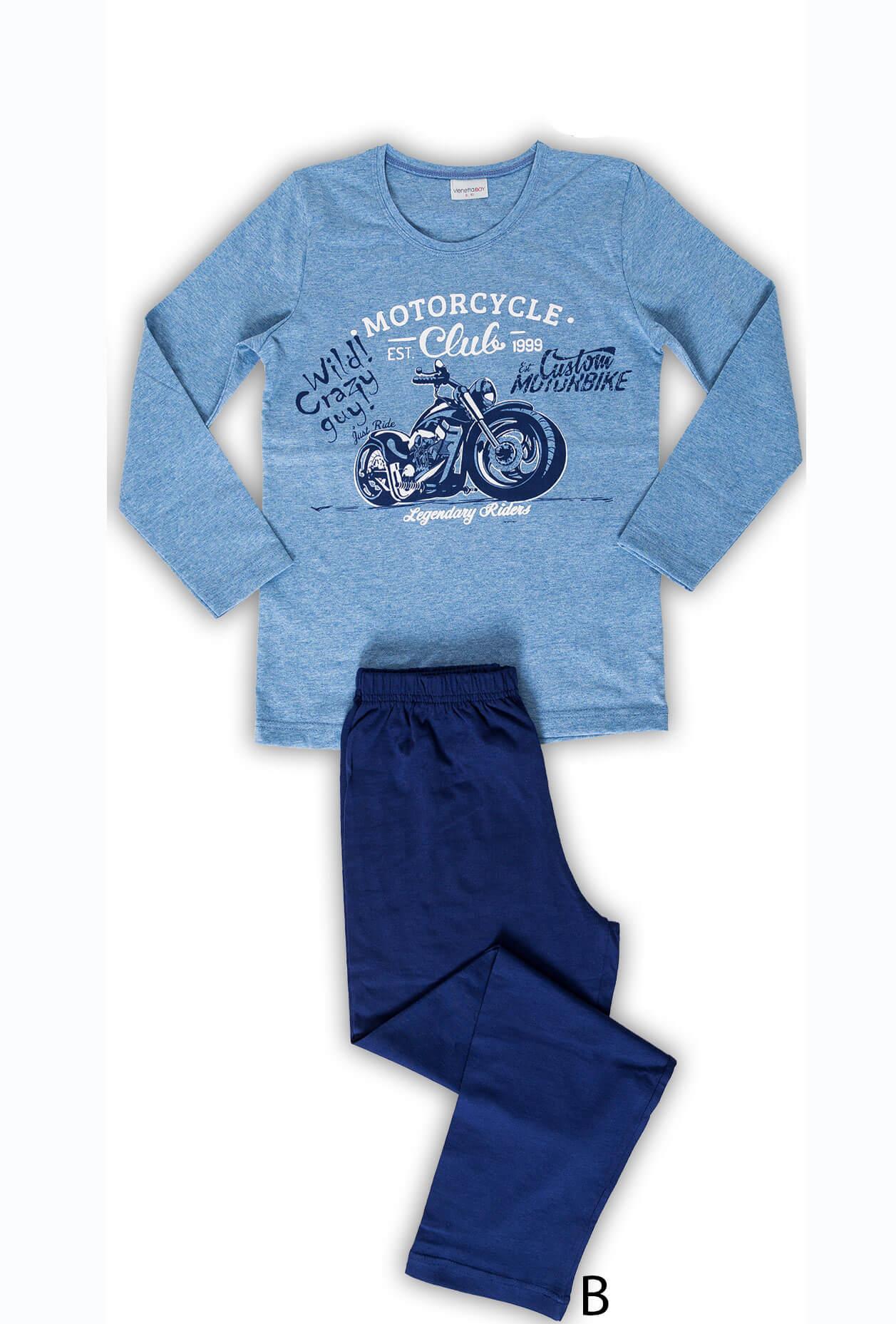 Пижама детская трикотаж 6090120000