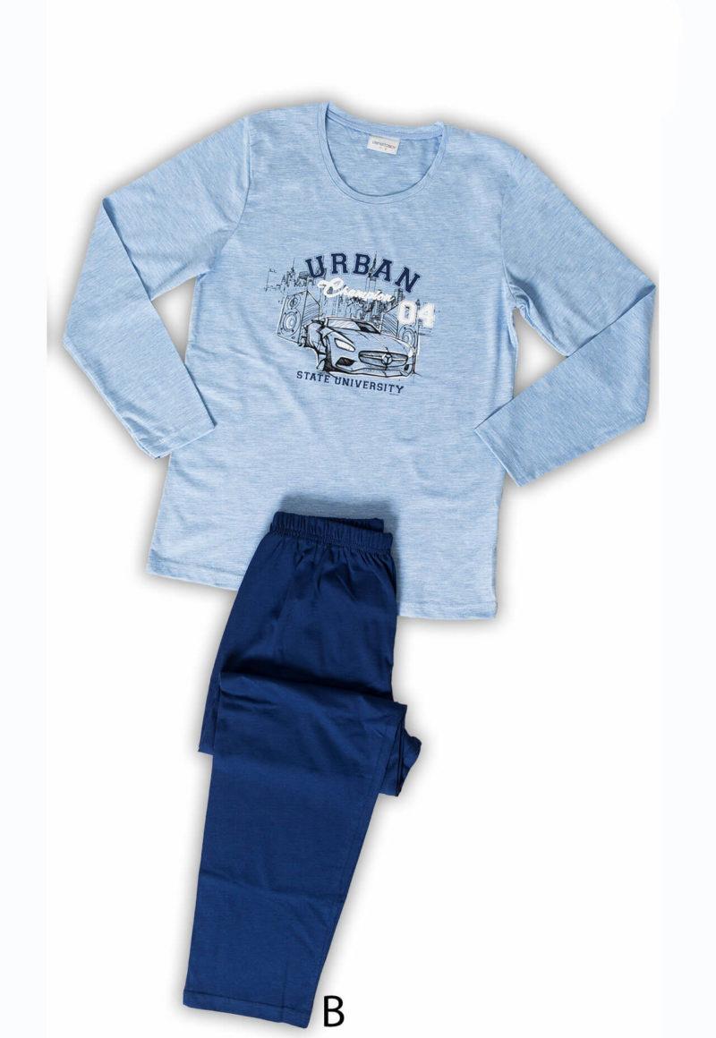 Пижама детская трикотаж 6090130000