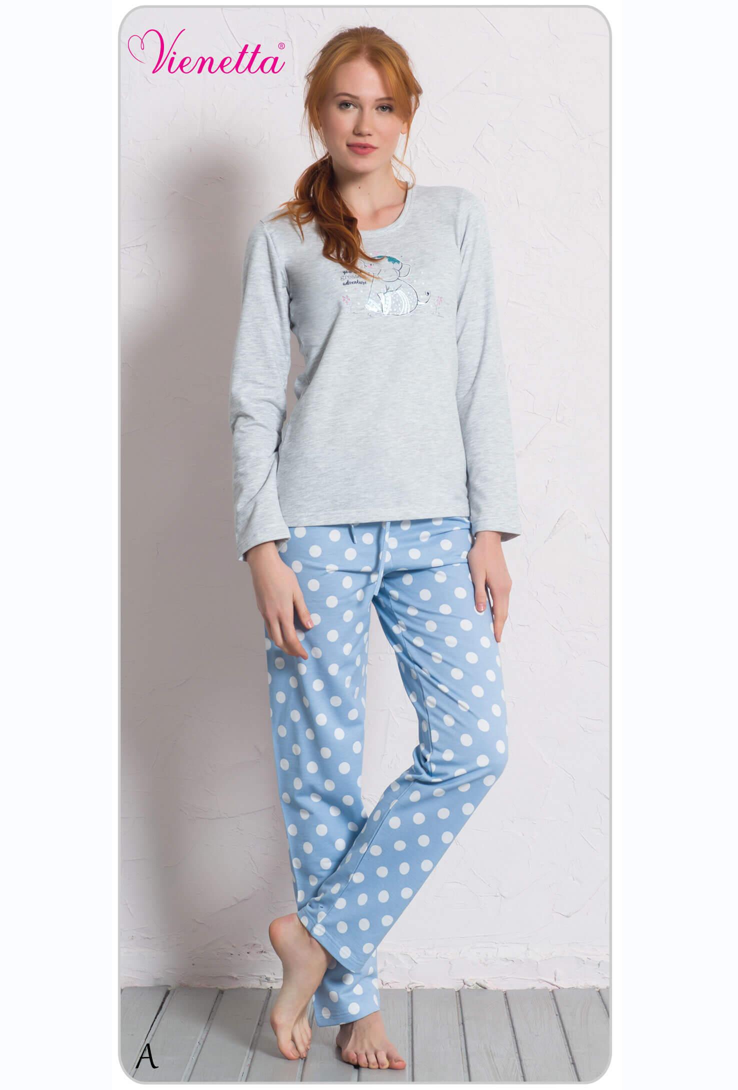 Пижама женская Байка 6090251618