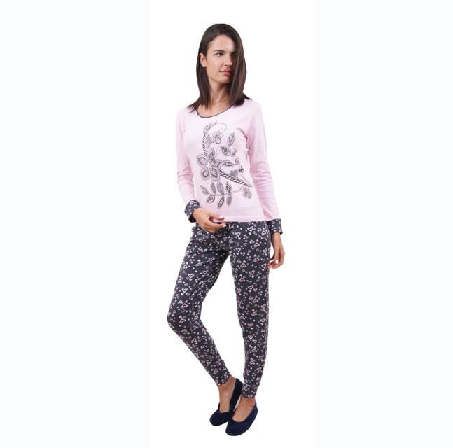 Пижама женская брюки 86698