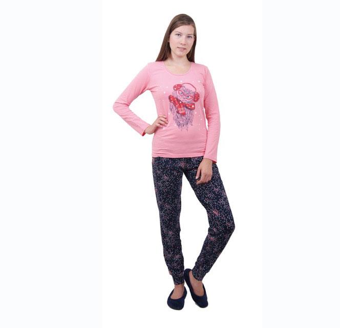 Пижама женская брюки 86710