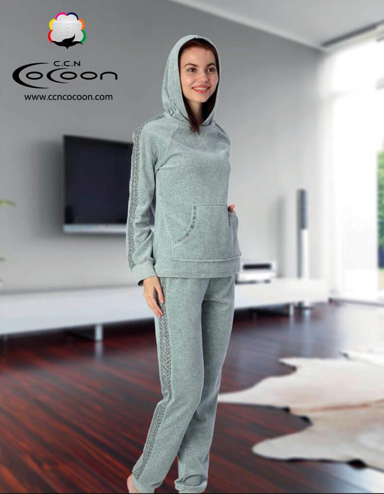 Костюм женский CCND61-1117 GRI