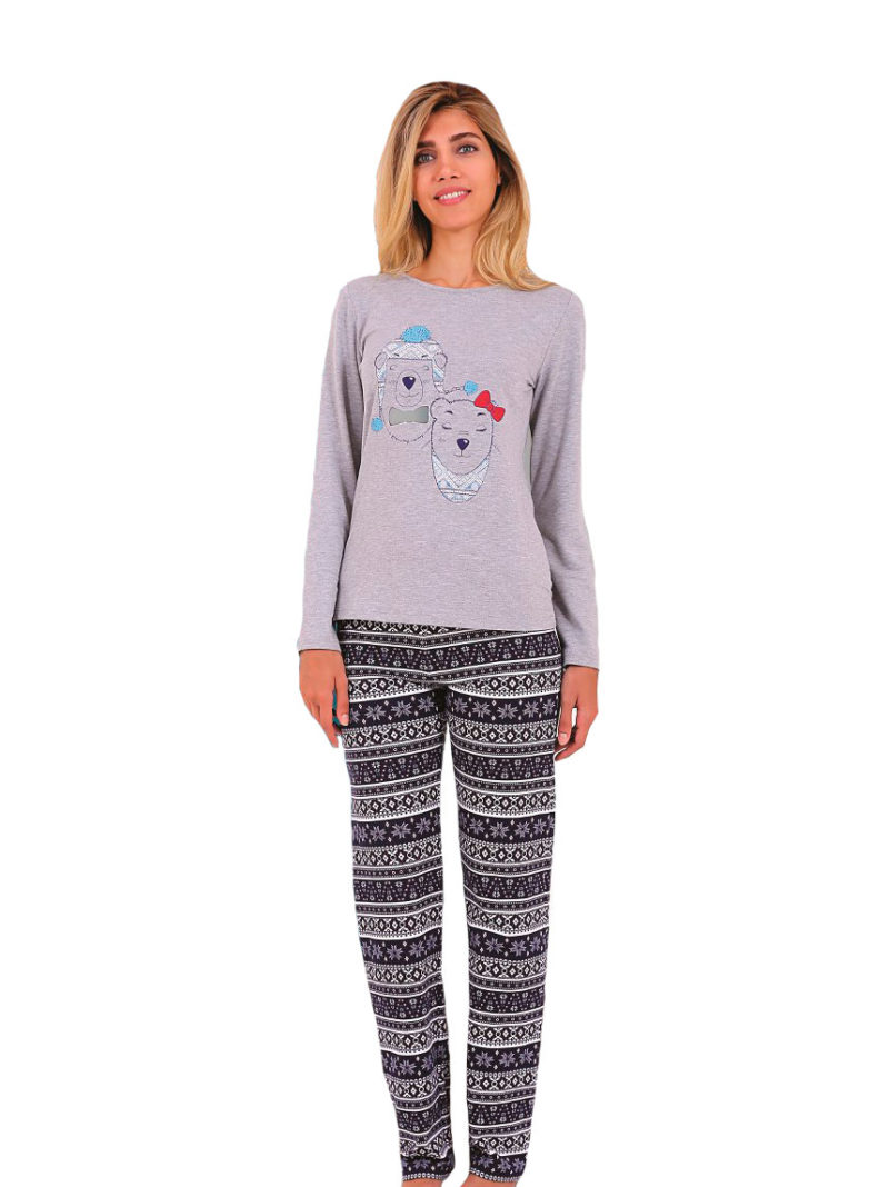 Пижама женская SAB.D45803 LAC