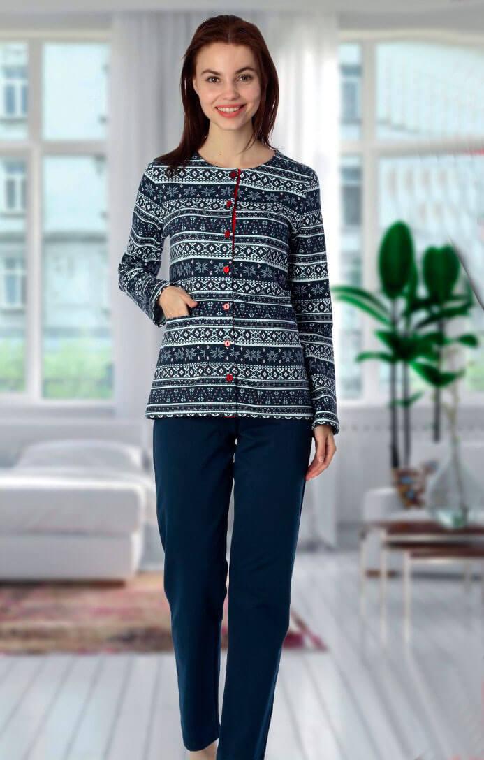 Пижама женская SAB.D45806