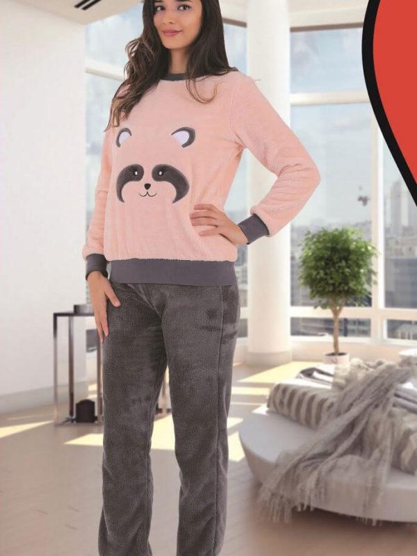 Пижама женская SAB.D.49803 YESIL