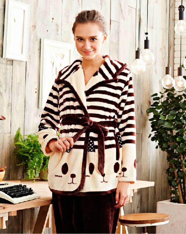 Пижама женская пиджак Jade Aubergine 561237