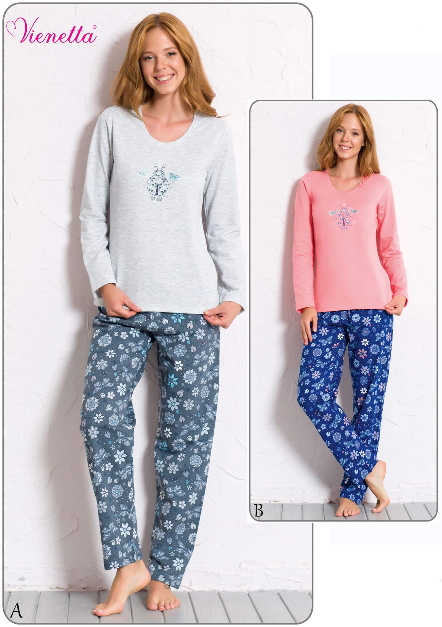 Пижама женская Байка 6060460309
