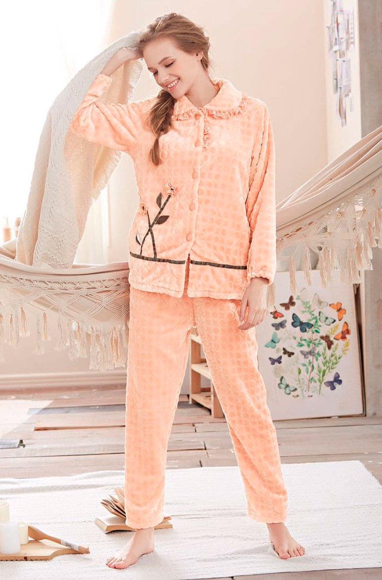 Пижама женская Jade Aubergine 660261