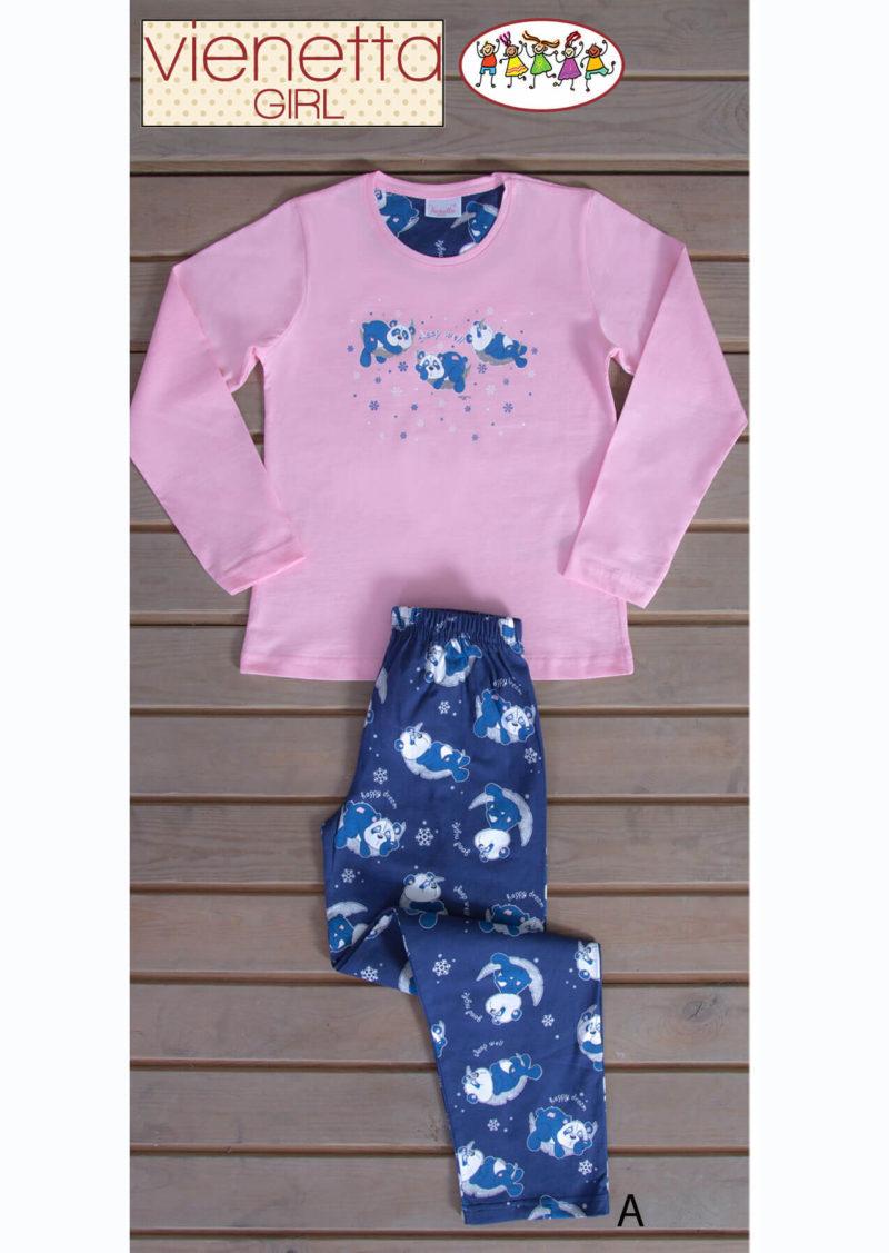 Пижама детская 6102660070