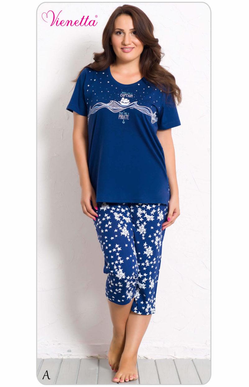 Пижама женская Капри 6070620356