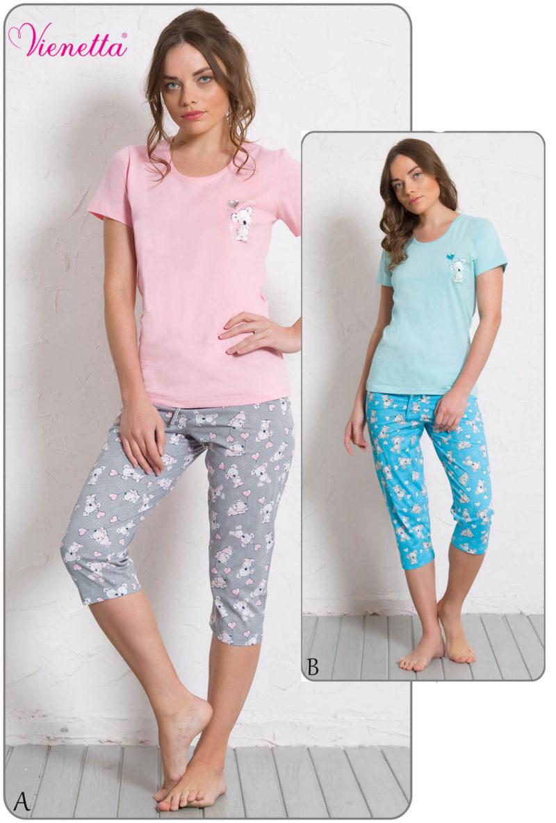 Пижама женская Капри 6080150330