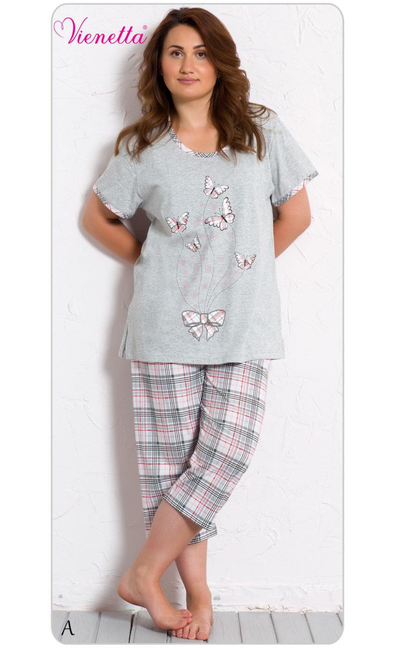 Пижама женская Капри 6110400119