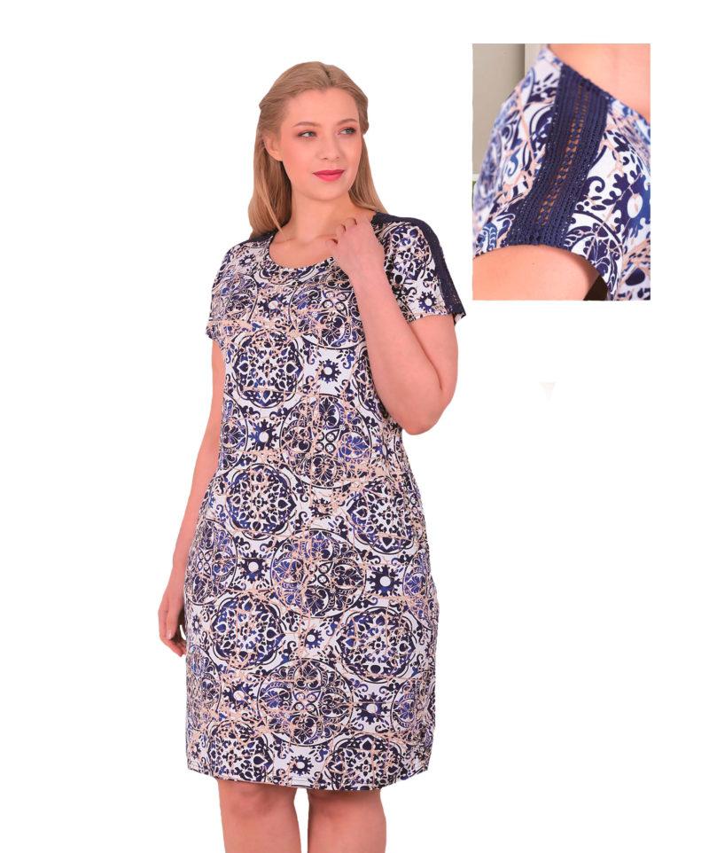 Платье женское CCNH 12506 LAC