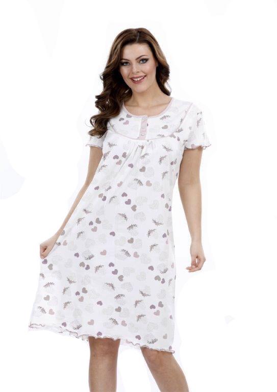 Ночная рубашка Metin 6486
