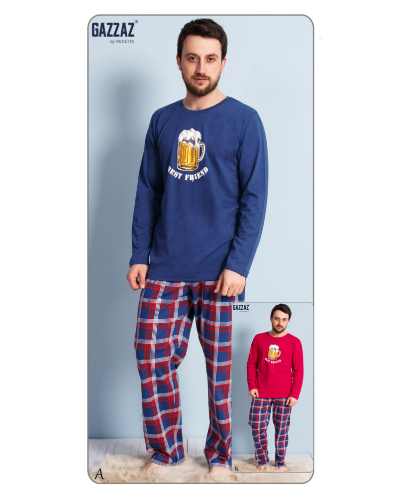 Пижама мужская Брюки 7020402197
