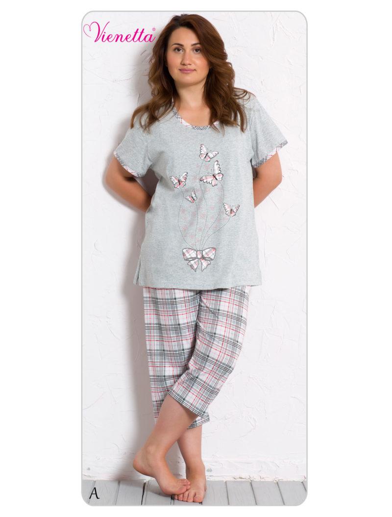 Пижама женская Капри 7021010119