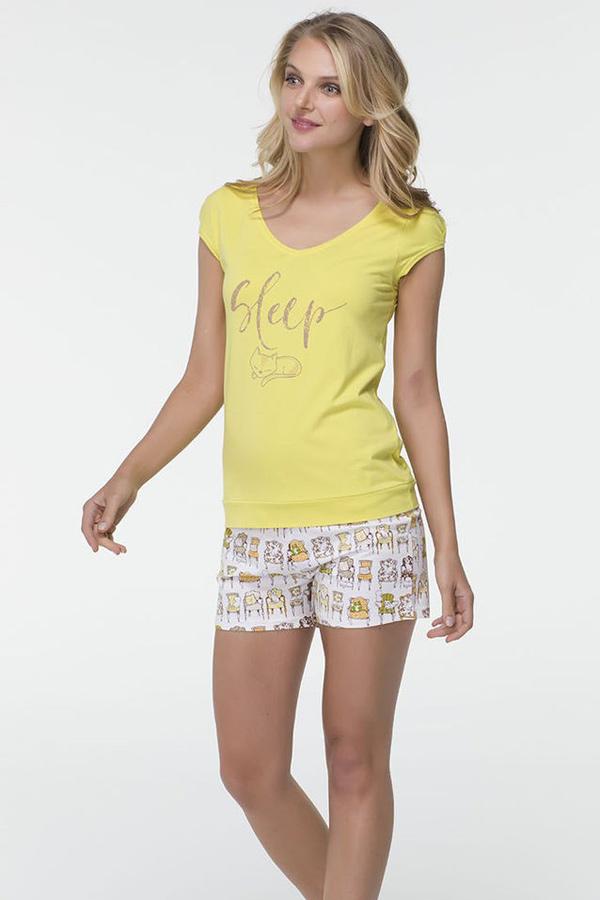 Пижама женская шорты Hays 16510-B206