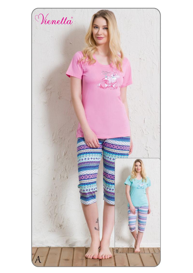 Пижама женская Капри 6010225588