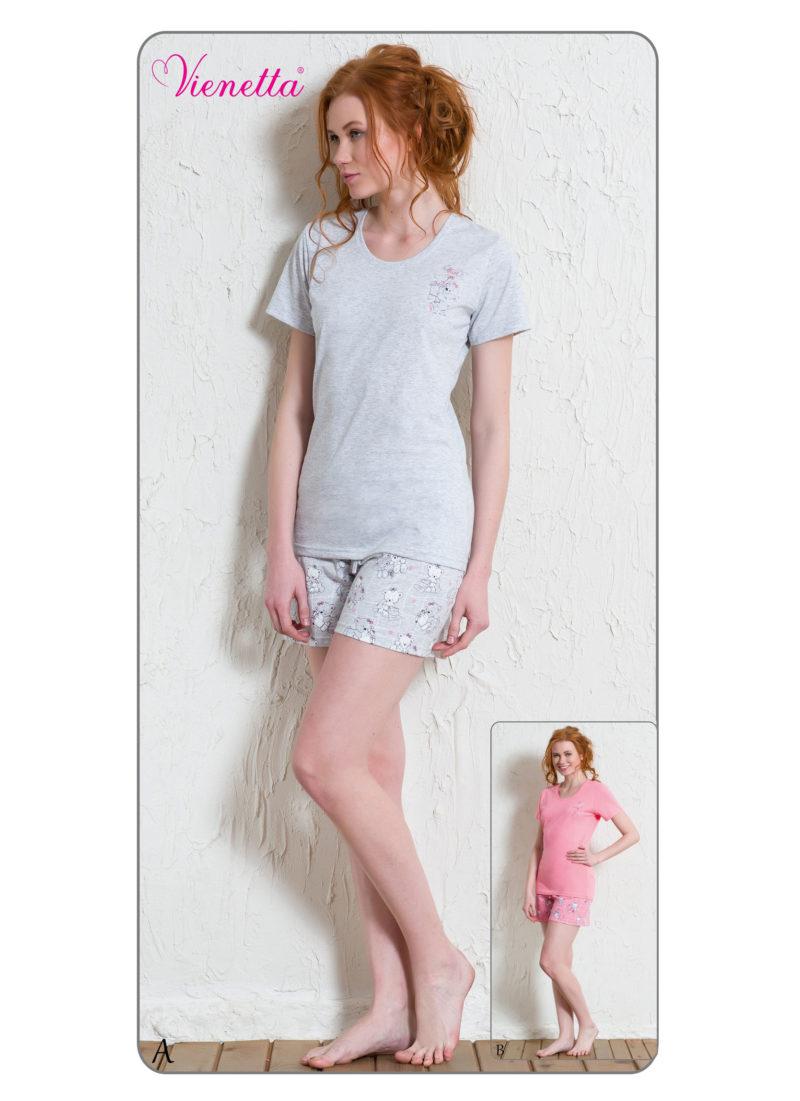Пижама женская Шорты 6010735631